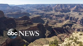 Woman plunges to her death while taking pictures at Grand Canyon