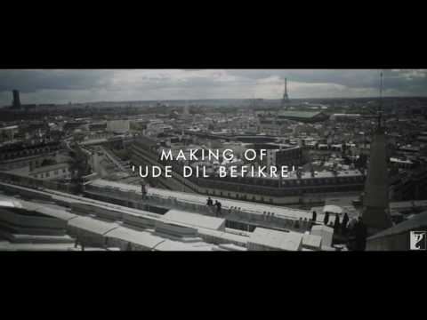 Making Of The Song-Ude Dil Befikre
