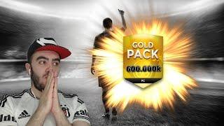 600.000 COINLIK PAKET - FIFA 16 PAKET AÇILIMI