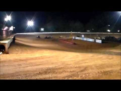 Southern Vintage Racing Association Feature Race April 26, 2015 Flomaton Speedway
