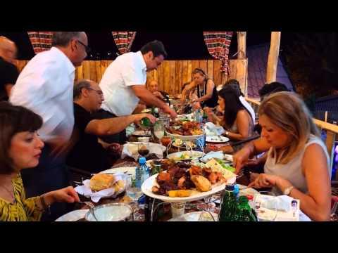 Parvana Restaurant Party