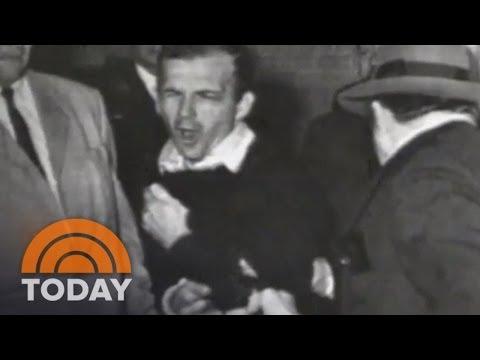 Lee Harvey Oswald Shot On Camera | Archives | TODAY
