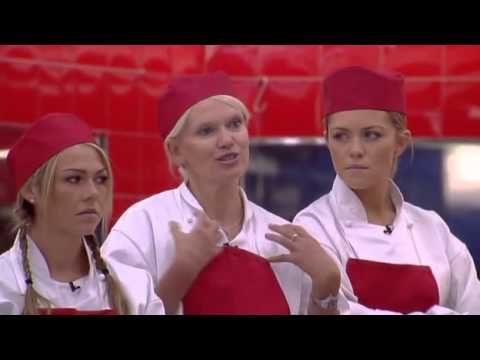 hells kitchen uk s03e02 season 3 episode 2 marco - Hells Kitchen Season 3