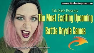 The Most Exciting Upcoming Battle Royale Games