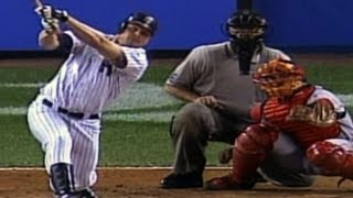 2003 ALCS Gm7: Giambi homers twice off of Pedro