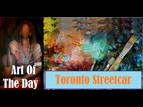 Djibouti Art | Celebrities Art Collections of the Day| The Toronto Streetcar