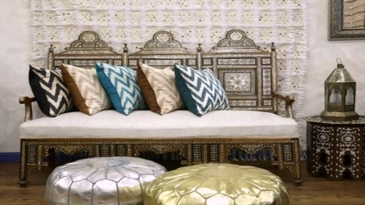 moroccan house style design - youtube