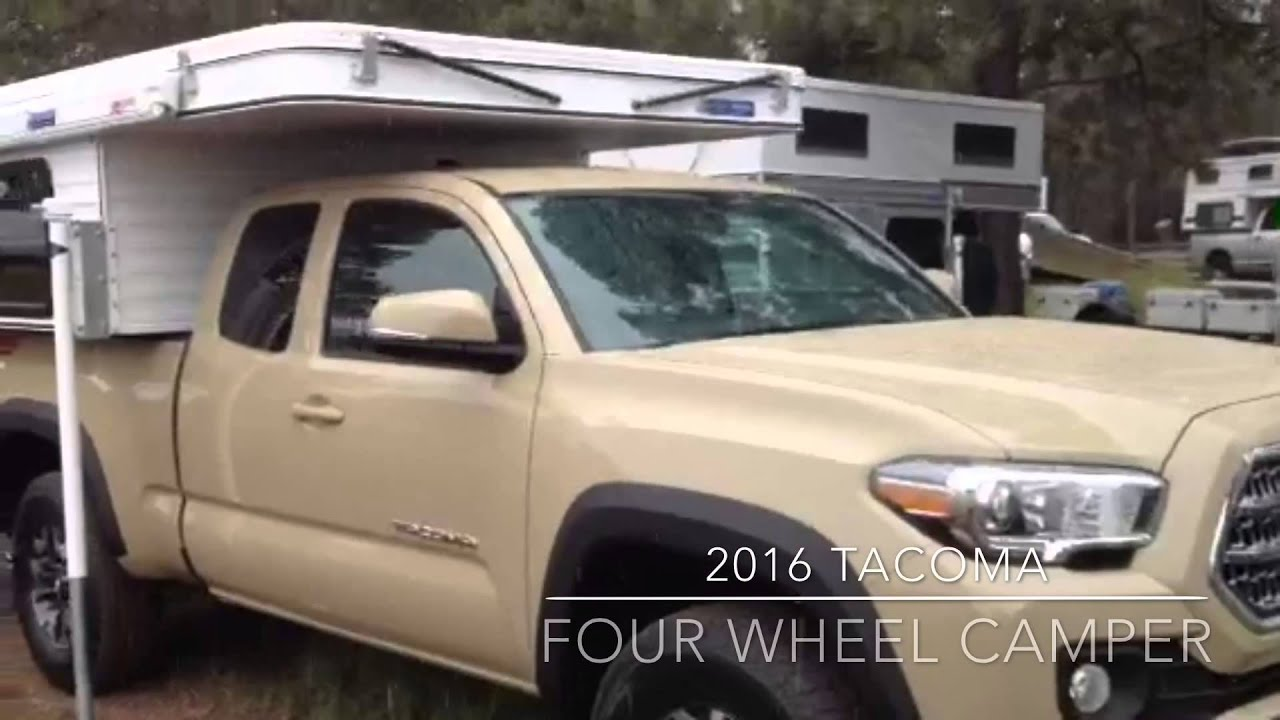 20 best four wheel camper images on pinterest campers hawks and toyota tundra