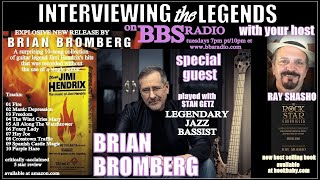 'Bromberg Plays Hendrix' Using Only Bass Guitars