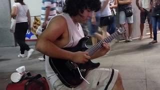""""""" Carlos Santana """" - Europa !!! versión Damian Salazar !!!  ( Buy Album official ) !"""