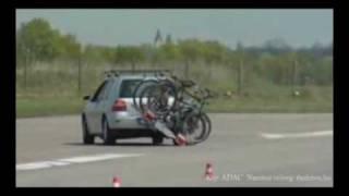 ADAC kerékpártartó teszt, Thulebox.hu