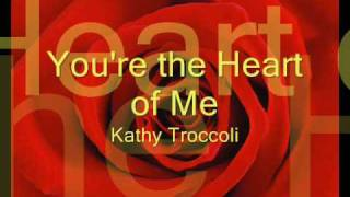 Watch Kathy Troccoli Youre The Heart Of Me video