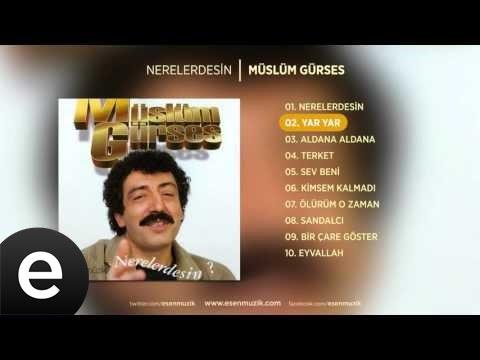 Yar Yar (Müslüm Gürses) Official Audio #yaryar #müslümgürses