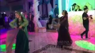Шах-плов на Азербайджанской свадьбе. 15/04/2017