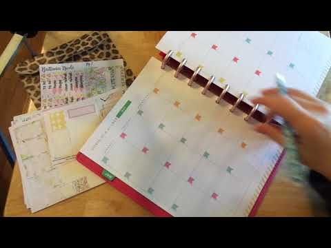 Plan With Me Design Group: Personal Planner Collaboration Etsy Brittania Nicole Pt. 1
