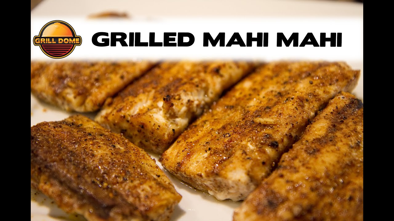 Easy mahi mahi bbq recipes