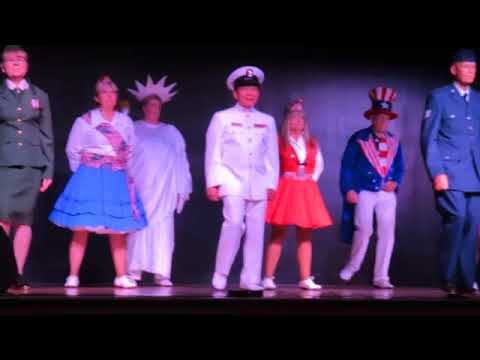 Patriotic spirit roars to life during Showcase of Talent in The Villages