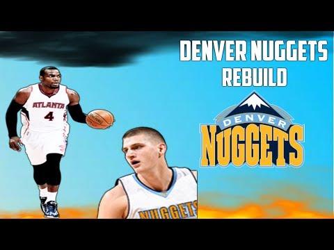 Rebuilding The Denver Nuggets With Paul Millsap! | NBA 2K17 MyLeague |