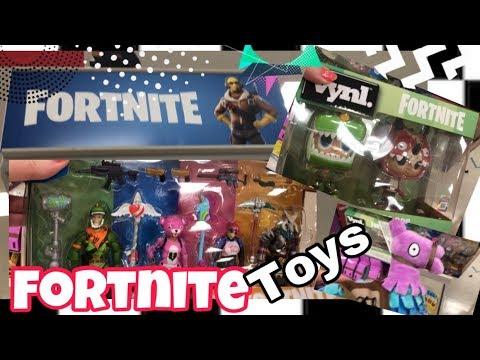 Fortnite Toys Shopping At Target