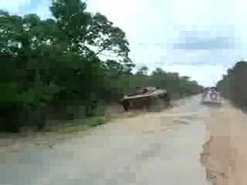 Angola Cuito Road