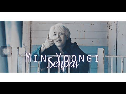 [ MIN YOONGI ] ⇀ SENPAI *:・゚✧