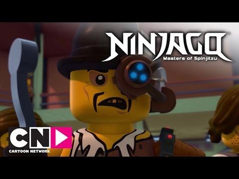 Ниндзяго   Ниндзя за решеткой   Cartoon Network