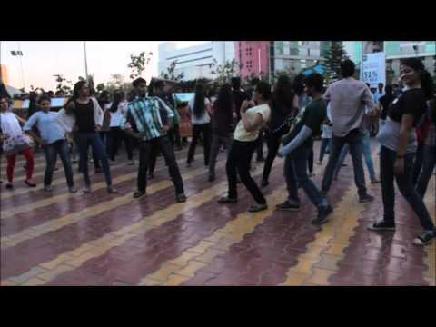 FlashMob at INORBIT,Vashi , Etamax'14