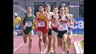 Antonio Reina Cto. Europa Sub 23 Amsterdam Final 800 m.l..mp4