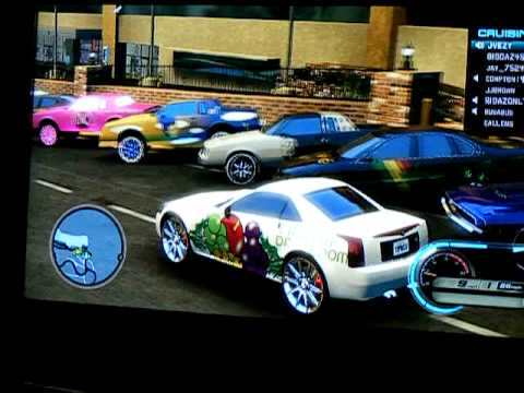 Midnight Club Los Angeles Best Custom Cars