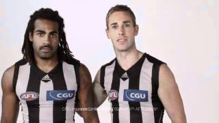 nick and harry from collingwood talk about cgu business insurance