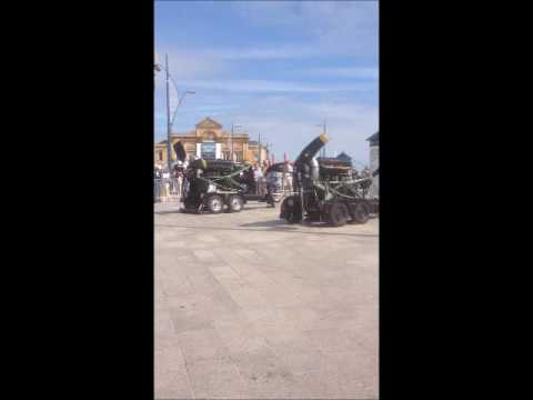 Great Yarmouth Motorcycle Takeover 2017