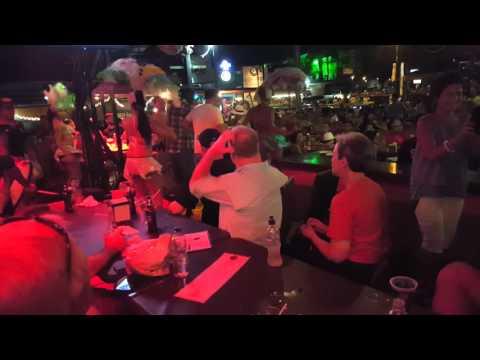 Costa rica sports bar