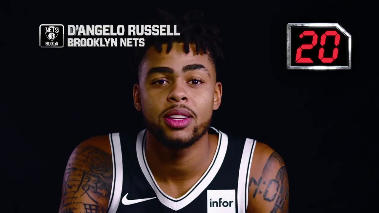 8f1b9a91464 24 Seconds with D'ANGELO RUSSELL | jr.nba