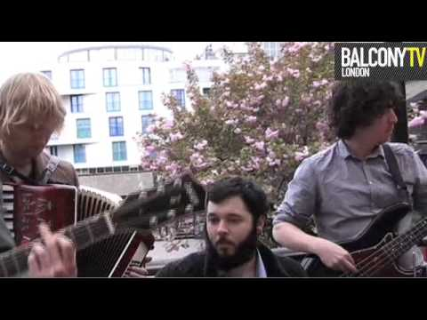 DAN DUNNE AND THE REELS (BalconyTV)