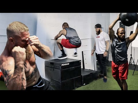 3 Exercises to Increase Explosive POWER for MMA, Boxing & Combat Sports | Phil Daru