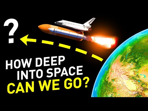 What If You Left Solar System and Didn't Stop |