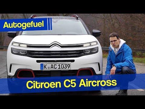 Citroen C5 Aircross REVIEW - Autogefuel