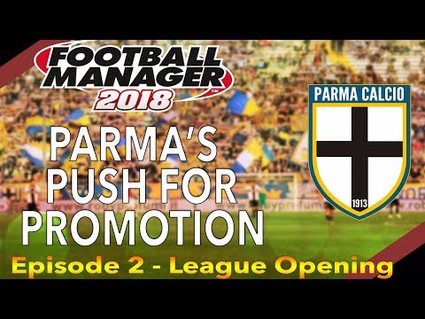 Football Manager Moneyball | Parma's Push for Promotion: Episode 2