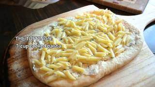 Macaroni & Cheese Pizza - Funktified Food #23