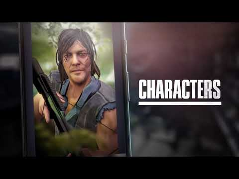 The Walking Dead: Our World Gameplay (Next Level) iOS, Android, Mobile AR