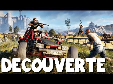 (Decouverte) Dying Light The Following