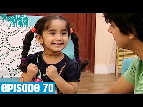 Best Of Luck Nikki | Season 3 Episode 70 | Disney India Offi