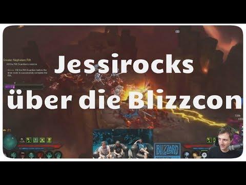 Diablo 3: Jessirocks über Die Blizzcon