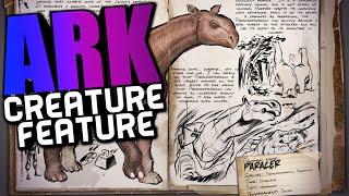 "Ark Creature Feature ""Paraceratherium Dossier Spotlight, Paracer"" Ark Survival Evolved"