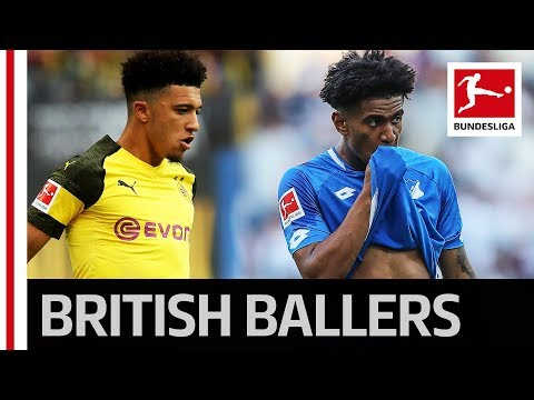 Reiss Nelson & Jadon Sancho - English Young Guns Electrify The Bundesliga