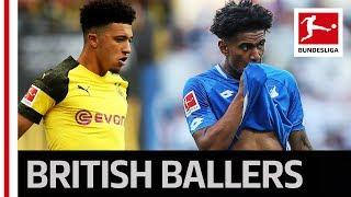 Reiss Nelson & Jadon Sancho - English Young Guns Electrify The Bundesliga