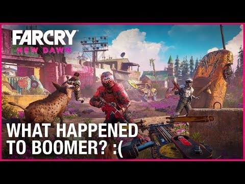Far Cry New Dawn: Post-Apocalyptic Gameplay and Character Details | Ubisoft [NA]