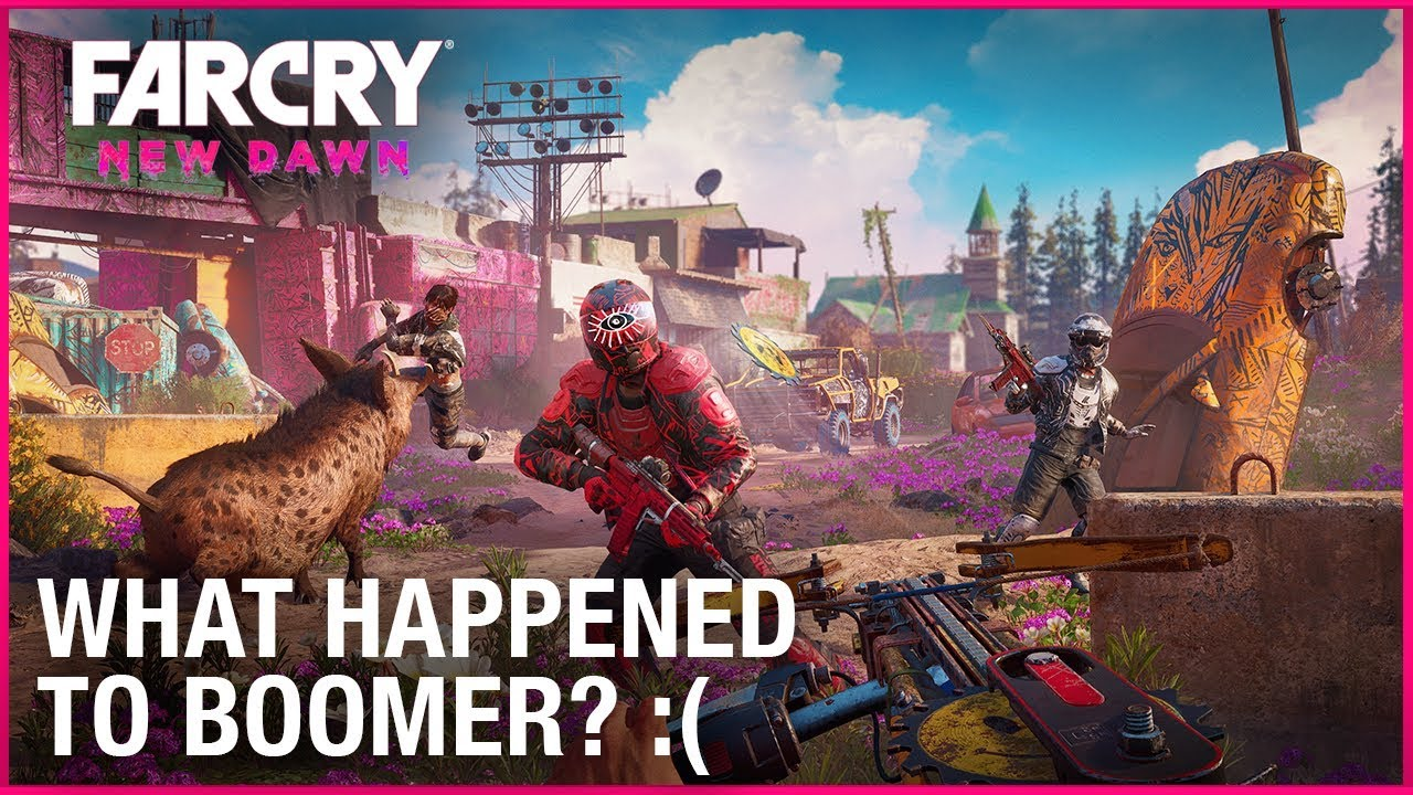 Far Cry New Dawn On Ps4 Xbox One Pc Ubisoft Us