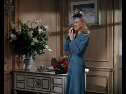 Betty Grable - Calendar Girl