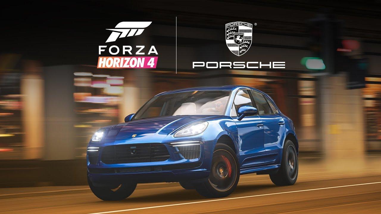 Forza Horizon 4 - Update 13 2019 Porsche Macan Turbo